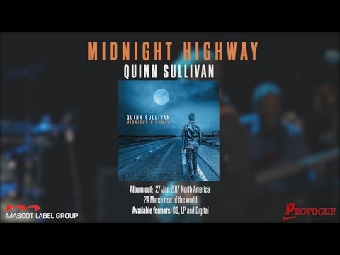 Video Quinn Sullivan - Midnight Highway (Album Trailer)