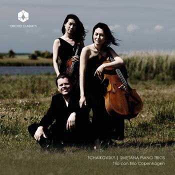 Cover Tchaikovsky & Smetana: Piano Trios