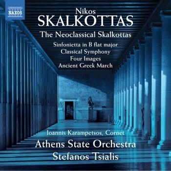 Cover The Neoclassical Skalkottas