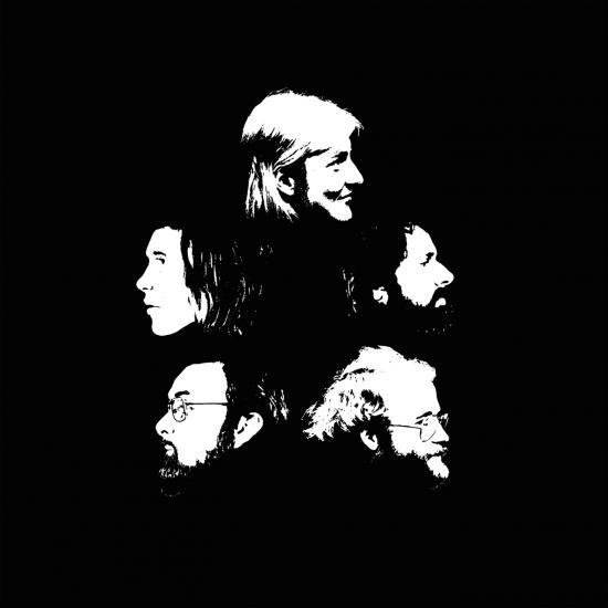Cover Jan Simonsen Quintet (Remastered)