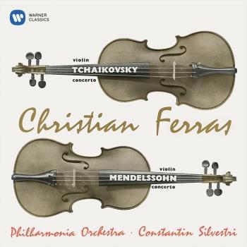 Cover Tchaikovsky & Mendelssohn: Violin Concertos (Remastered)