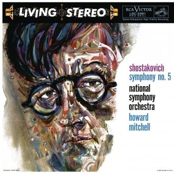 Cover Shostakovich: Symphony No. 5 in D Minor, Op. 47 (Remastered)