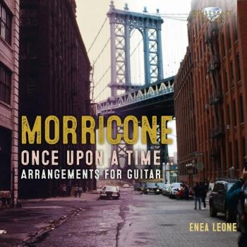 Cover Morricone: Once Upon a Time, Arrangements for Guitar