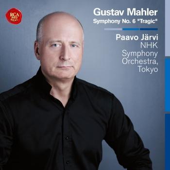 Cover Mahler: Symphony No. 6 'Tragic'