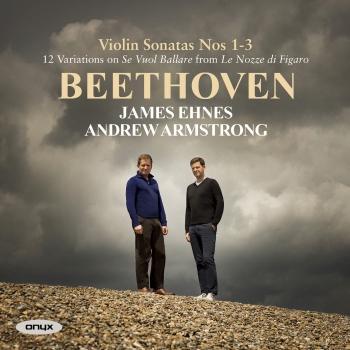 Cover Beethoven: Violin Sonatas Nos. 1 - 3