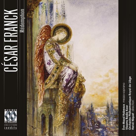 Cover Franck: Rédemption