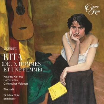 Cover Donizetti: Rita