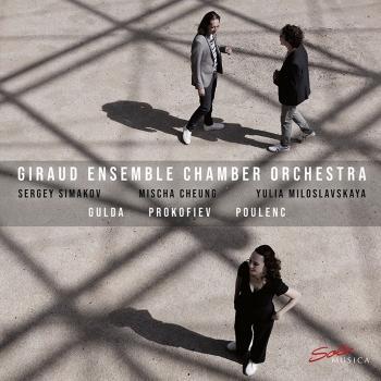 Cover Gulda - Prokofiev - Poulenc
