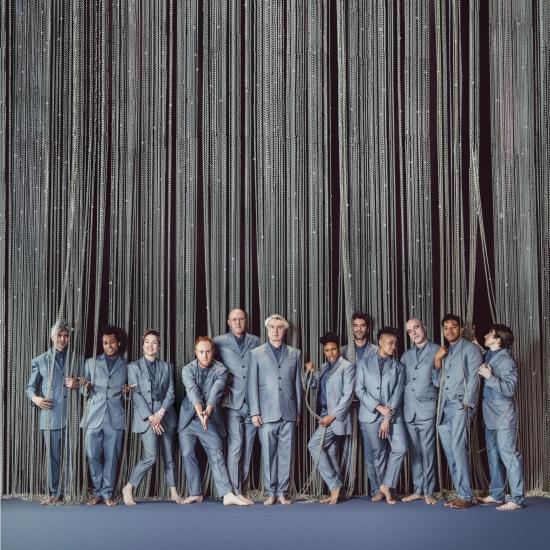 Cover American Utopia on Broadway (Original Cast Recording)