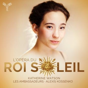 Cover L'Opéra du Roi Soleil