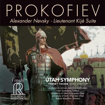 Cover Prokofiev: Alexander Nevsky, Op. 78 & Lieutenant Kijé Suite, Op. 60