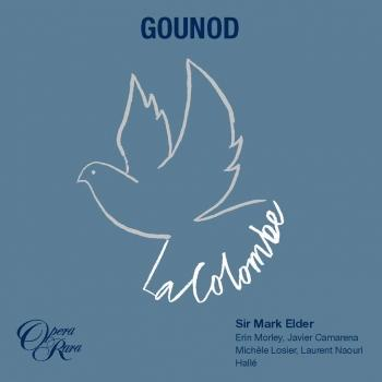 Cover Gounod: La Colombe