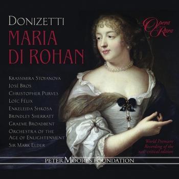 Cover Donizetti: Maria di Rohan