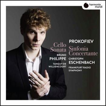 Cover Prokofiev: Sinfonia concertante