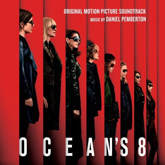 Cover Ocean's 8 (Original Motion Picture Soundtrack)