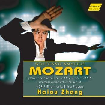 Cover Mozart: Piano Concertos Nos. 12 & 13 (Arr. I. Lachner)
