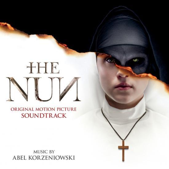 Cover The Nun (Original Motion Picture Soundtrack)