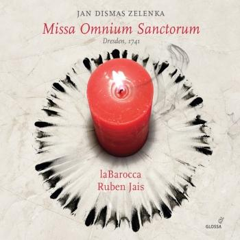 Cover Missa omnium sanctorum, ZWV 21