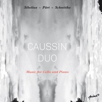 Cover Sibelius - Pärt - Schnittke