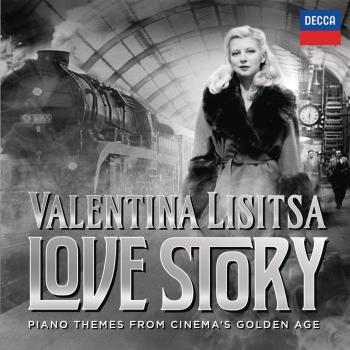 Cover Love Story: Piano Themes From Cinema's Golden Age