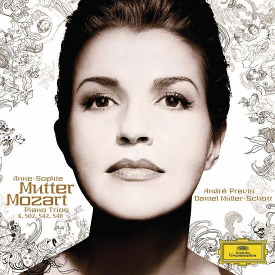 Cover Mozart, W.A.: Piano Trios