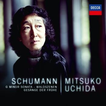 Cover Schumann: G Minor Sonata / Waldszenen / Gesänge der Frühe