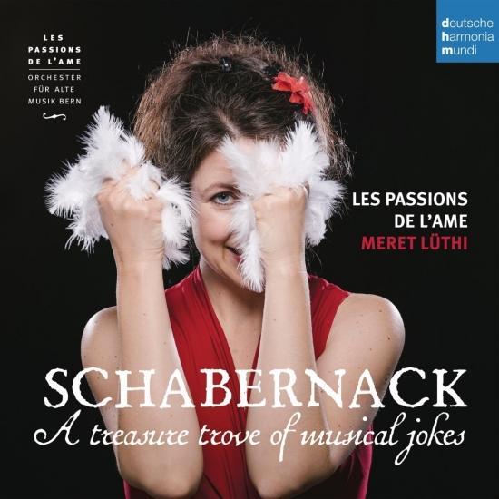 Cover Schabernack - A Treasure Trove of Musical Jokes (Remastered)