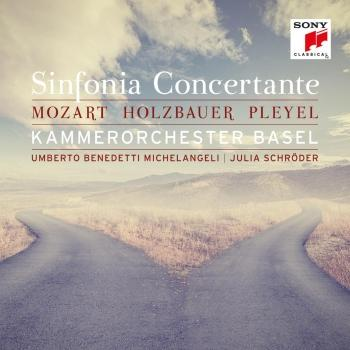 Cover Mozart, Holzbauer & Pleyel: Sinfonia Concertante (Remastered)