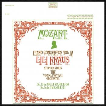 Cover Concertos for Piano and Orchestra Nos. 15 & 16 (Remastered)