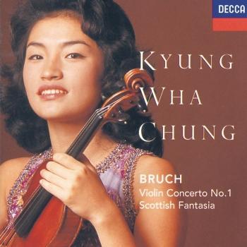 Cover Bruch: Violin Concerto No.1; Scottish Fantasia