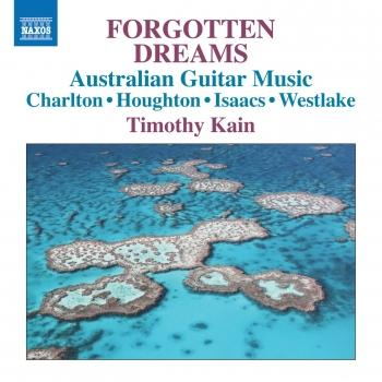 Cover Forgotten Dreams: Australian Guitar Music