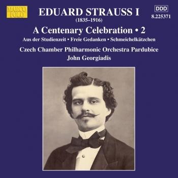 Cover E. Strauss: A Centenary Celebration, Vol. 2