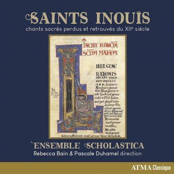 Cover Saints inouïs