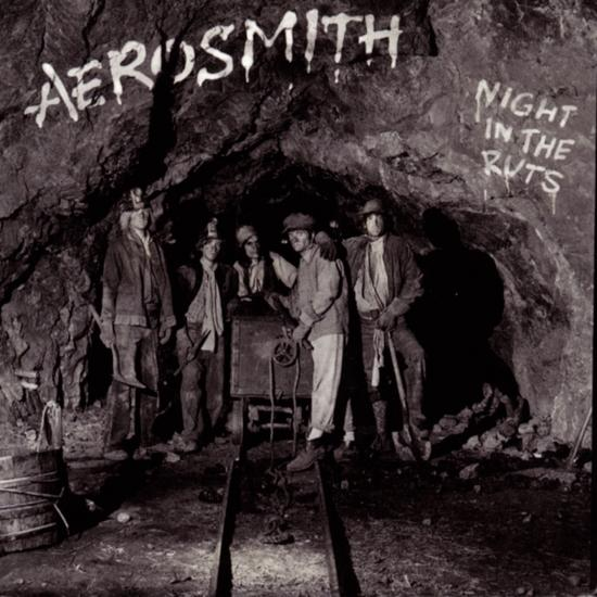 Cover Night In The Ruts (Remastered)
