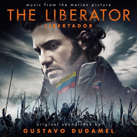 Cover The Liberator / Libertador (Original Soundtrack)