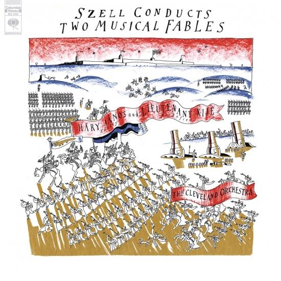 Cover Szell Conducts Two Musical Fables (Remastered)