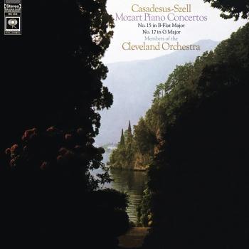 Cover Mozart: Piano Concertos Nos. 15 & 17 (Remastered)