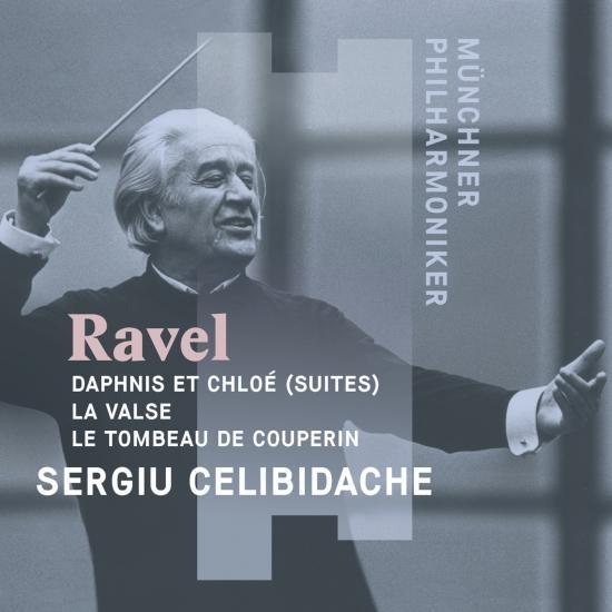 Cover Celibidache Conducts Ravel