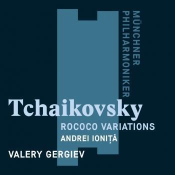 Cover Tchaikovsky: Rococo Variations