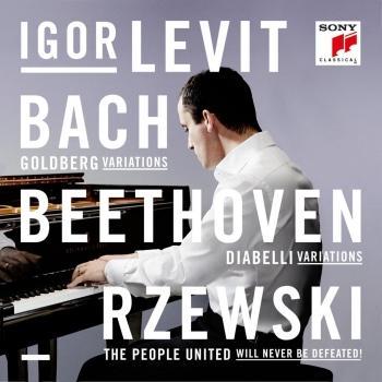 Cover Bach, Beethoven, Rzewski