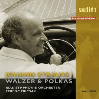 Cover Johann Strauss: Waltzer & Polkas