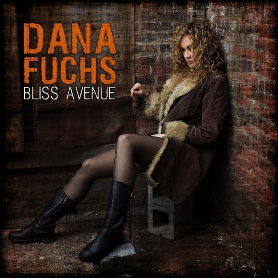 Cover Bliss Avenue