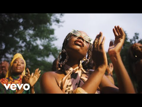 Video Melanie Charles, Marlena Shaw - Woman Of The Ghetto (Reimagined)