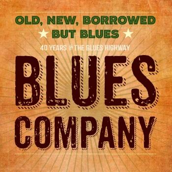 Cover Old, New, Borrowed But Blues (40th Jubilee Concert)