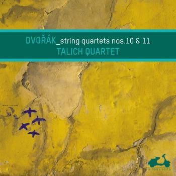 Cover Dvorak: String Quartets No. 10 & 11