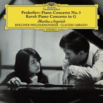 Cover Prokofiev: Piano Concerto No.3 / Ravel: Piano Concerto In G Major
