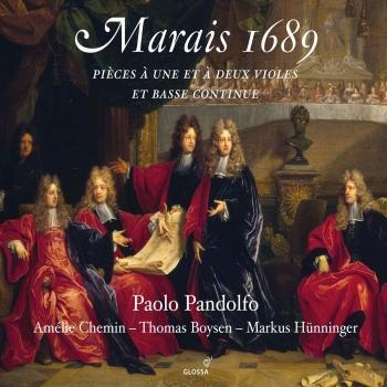 Cover Marais 1689