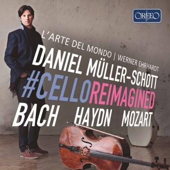 Cover Cello Reimagined