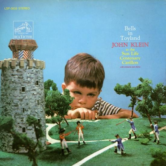 Cover Bells in Toyland (Remastered)