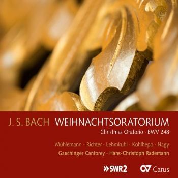 Cover Bach: Weihnachtsoratorium, BWV 248
